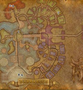 Wow Classic 50 60 Alliance Leveling Guide Mmo Gs